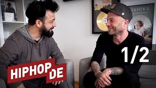 "Chakuza: ""Noah"", RAF Camora, Bushido, Rassismus, Böhmermann, Satire & Emotionen (Interview) #waslos"