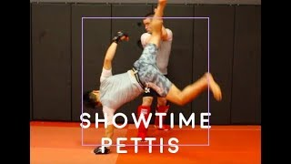 Anthony Pettis' 8 BEST Tactics