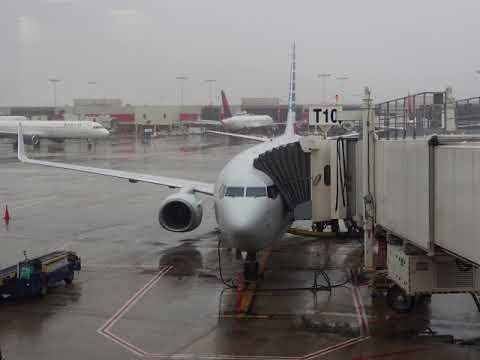 2017/08/31 American Airlines 2595 Announcement: Atlanta - Dallas/Fort Worth