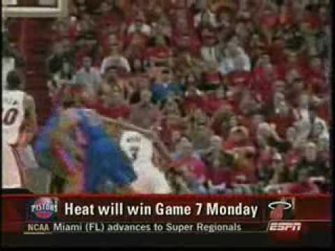 Heat vs Pistons