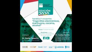 """ESA 2020 - Módulo Central  - """"Cigarrillos electrónicos, marihuana, cocaína, alcohol"""""""
