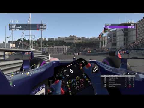 F1 2016 RMT RD League Race 5 Monaco