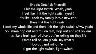 What A Year - Big Sean ft  Pharrell & Detail | (2016 Official LYRIC Video)