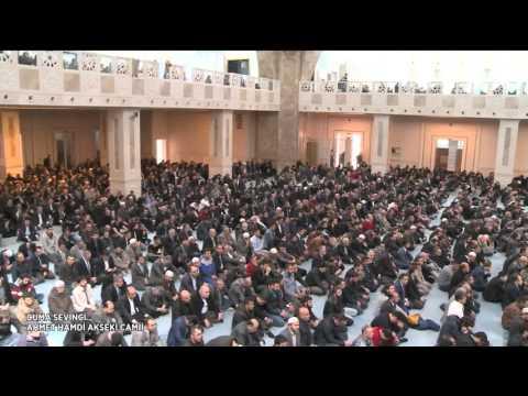 Cuma Hutbesi 25 Mart 2016