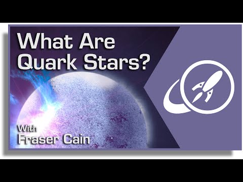 What are Quark Stars?