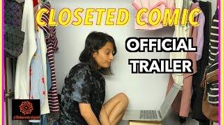 Closeted Comic OFFICIAL Trailer   WEB SERIES   Film Karavan Originals