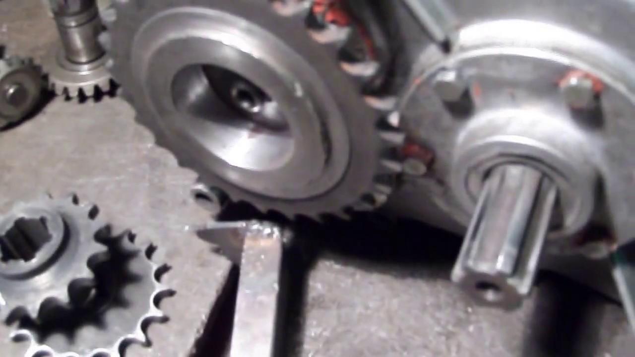Минитрактор из мотороллера своими руками фото 853
