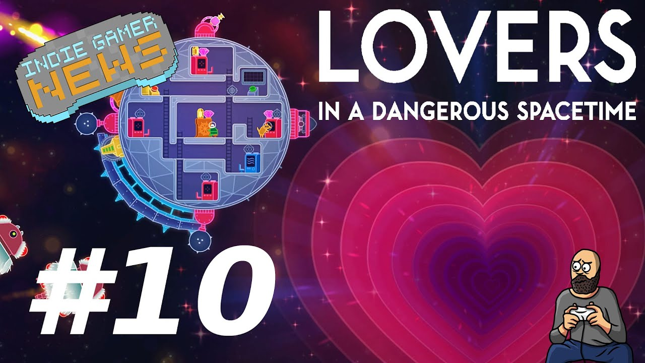 Lovers In A Dangerous Spacetime 10 Orion 2 Youtube