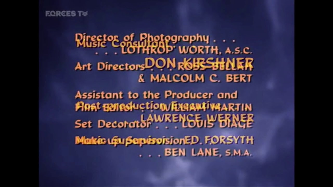 I Dream of Jeannie Closing / Screen Gems (1967)/ Sony Pictures Television Int. (2003)