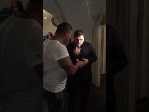 Live 2017 Razvan de la Pitesti pentru Claudiu Montana-Stau ca vulturul pe stanca