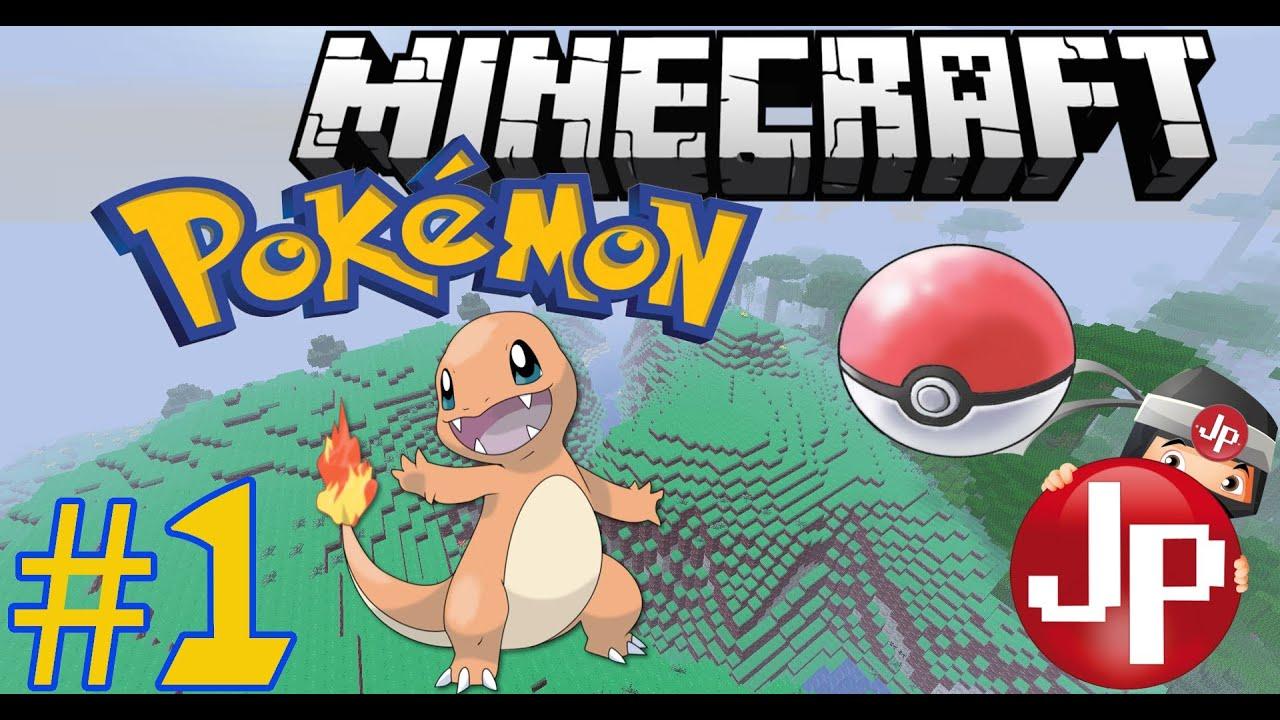 Minecraft pixelmon survival episode 1 charmander youtube - Pixelmon ep 1 charmander ...