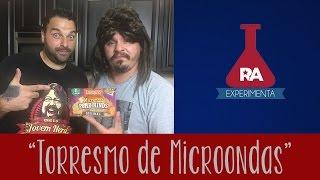 TORRESMO DE MICROONDAS - Participação João e Elaine do MMMV