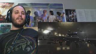 Escape From Tarkov - Action Gameplay Trailer (Reaction)