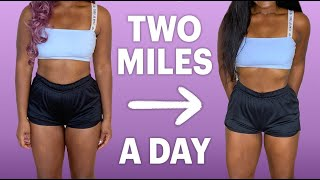 We Ran 2 Miles A Day For 30 Days