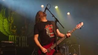 Sodom - Iron Fist & Blood Lions at HRH Metal, Birmingham, 12-02-17
