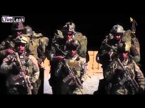 Afghan National Army 2016
