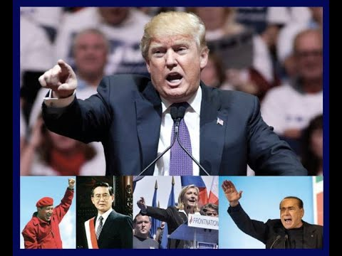 President Trump's Populism: The U.S. Case in Comparative Perspective