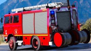 [GTA 5] Nouveau FPTHR | Sapeurs-Pompiers #INTERVENTION38
