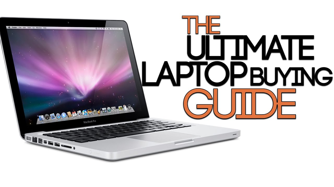 PC TECH  ULTIMATE LAPTOP BUYING GUIDE OF 2016  Mayank Bhattacharya
