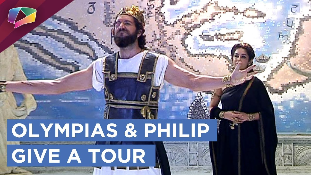Alexander's Parents Talk About The Set, Characters And More | Porus | Sony  Tv