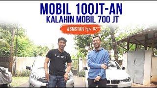 Ridwan Hanif Pilih Agya dibanding BMW | Audio Mobil Challenge #SMSTAR Eps 02