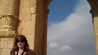 Jerash - City of Decapolis - City Gate