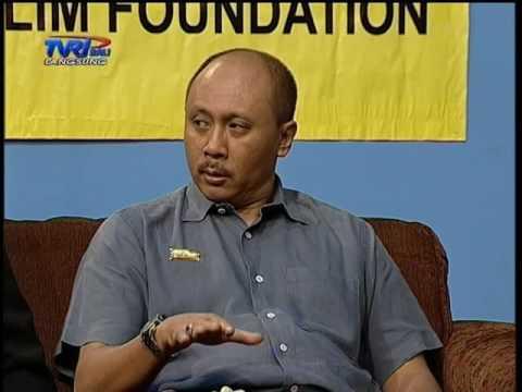 Dialog Reiki & Ling-Chi di TVRI Bali (19/01/2010) - Part 3 Ricky Suharlim