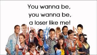 Video Glee - Loser Like Me (Season 2) - Lyrics On Screen download MP3, 3GP, MP4, WEBM, AVI, FLV Juni 2018