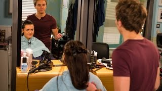Coronation Street - David Attacks Lauren And Destroys Her Hair