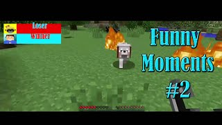 [Halarious] Minecraft Funny Moments Part 2