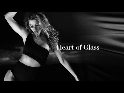 Gisele Bündchen - Heart Of Glass (Lyric Video) feat. Bob Sinclar