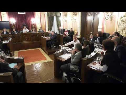 Pleno Ordinario Concello de Ourense - Diciembre 2019