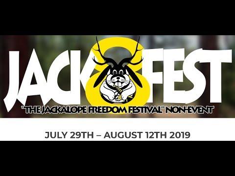 The Jackalope Freedom Festival