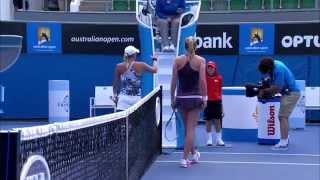 Australian Open: Australian Open Qualifying Day 3 - Rodionova v Witthoeft Highlights