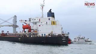Mid sea hit and run in Kochi: Boat crash survivors say cargo ship sailed away after collision
