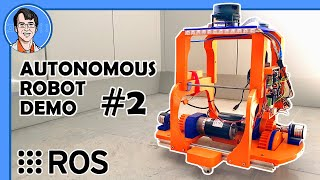 Building a ROS Robot for Mapping and Navigation #2