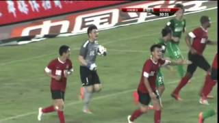 [2014 CSL 15th Round] Henan Jianye 2-1 Beijing Guoan 140720