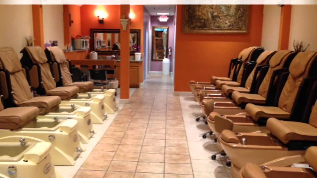 Diva Nails and Spa in Raleigh, North Carolina 27612 (844) - YouTube
