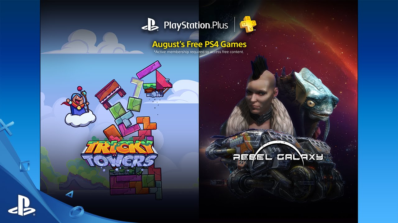 Free Ps4 Games August 2020.Playstation Plus Free Games For August 2016 Playstation Blog