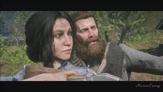 RDR2 Stranger Stories: Arthur teaches Widow to SURVIVE in the Wild (All Cutscenes)
