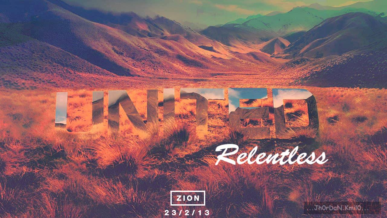 cd hillsong united - zion - 2013