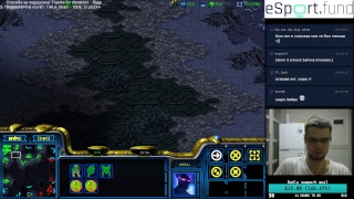 Dewalt Starcraft:Remastered Stream from Korea! 18/01/19