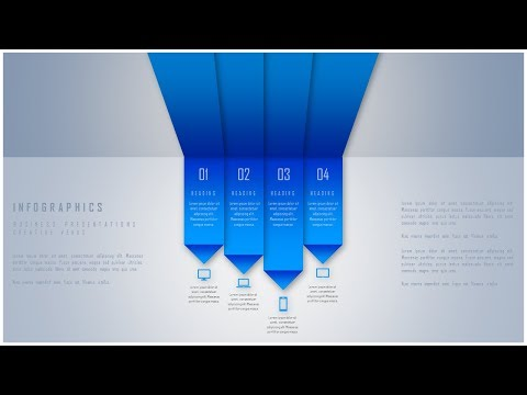How To Design Beautiful Corporate Level Infographic Presentation Slide in MS Office 365 PowerPoint