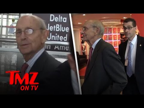 Supreme Court Justice Stephen Breyer Has Good Taste | TMZ TV