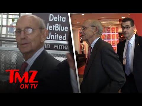 Supreme Court Justice Stephen Breyer Has Good Taste | TMZ TV