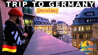 TRIP TO GERMANY - Düsseldorf Travel Vlog