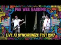 Pee Wee Gaskins live at SynchronizeFest - 7 Oktober 2017