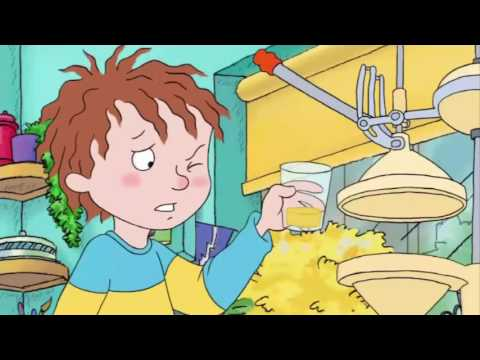 Horrid Henry's Sick Day