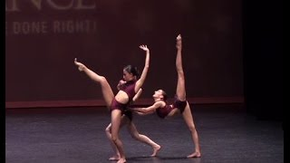 Lost Song Contemporary Trio Dance - Olivia, Vivian, Krizia - Rhythm Dance Competition