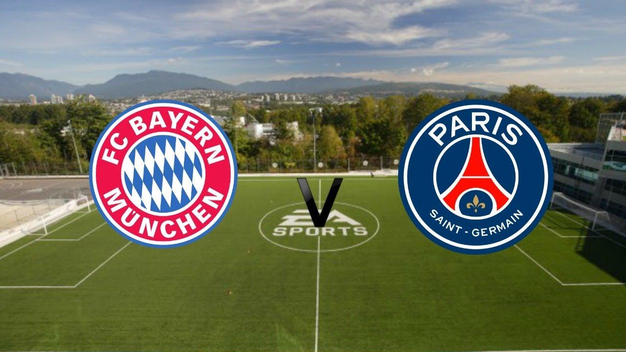 Fifa  Fc Bayern Vs Psg